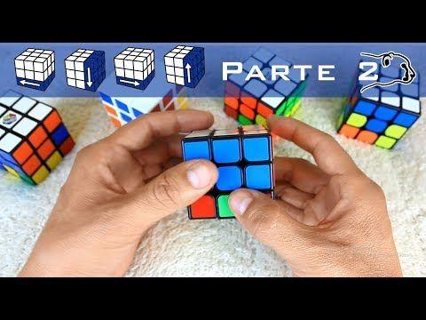 Como Armar Un Cubo Rubik 3x3 Principiantes Parte 2 De 3 Youtube Como Armar Un Cubo Como Armar Cubo Rubik Cubo Rubik