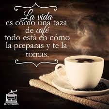buenos dias con café