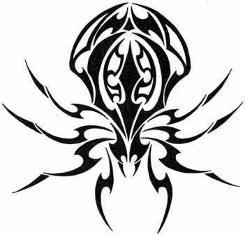 Paling Keren 10 Gambar Tato Batik Laba Laba 10 Contoh Tato Tribal Laba Laba Aengaeng Com From Aengaeng Com Flights Of Tribal Tattoos Spider Tattoo Tattoos
