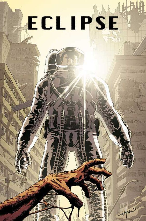 Eclipse: Interview with Zack Kaplan and Giovanni Timpano, Eclipse by writer ZackKaplan and artist Giovanni Timpano (Lone Ranger) is an upcoming new miniseries from Top Cow. This is Kaplan's comic book wri...,  #All-Comic.com #Eclipse #Eclipse#1 #GiovanniTimpano #Interview #MattStrackbein #TopCow #TopCowProductions #ZackKaplan