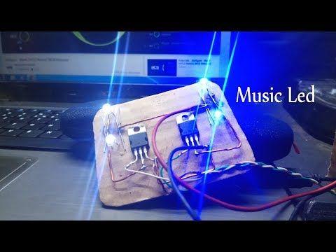 Youtube Rangkaian Elektronik Led Musik