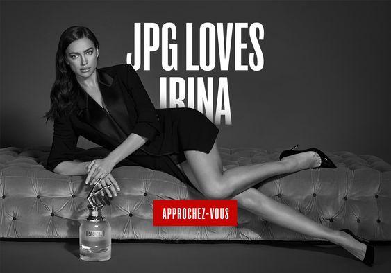 JPG loves Irina