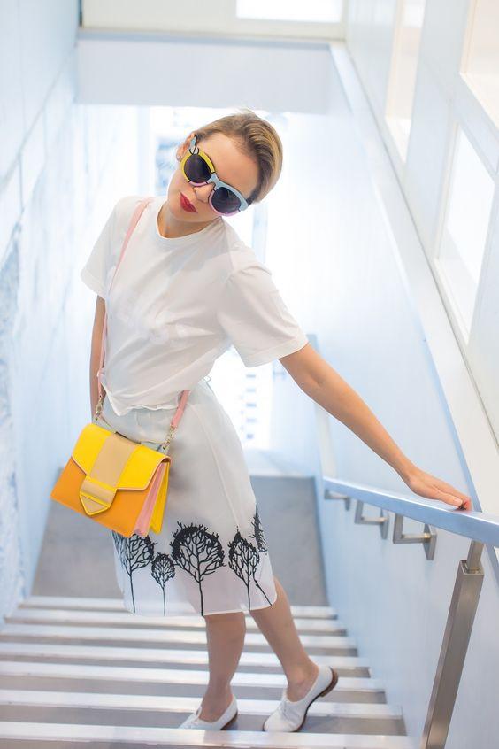 Asthik time with Vika Gazinskaya skirt :)