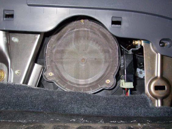 2003 Honda Pilot Problems source Rear blower Transistor