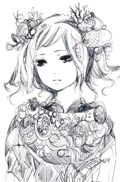 Cool sketch from maruti-bitamin.tumblr.com