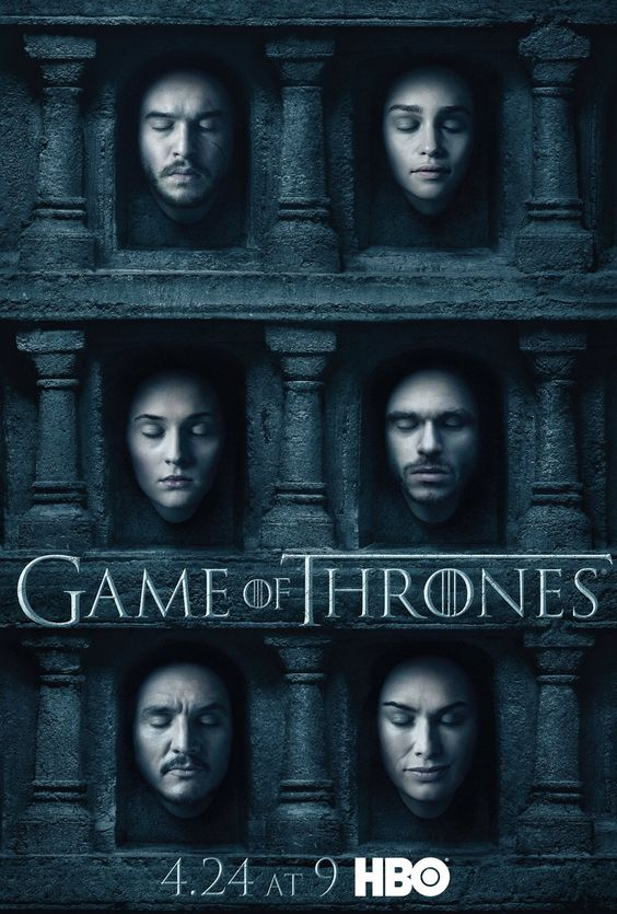 Game of Thrones Season 6 Posters: