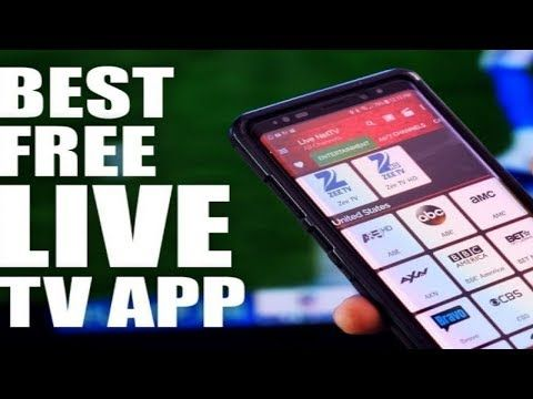 best free live tv streaming sites for mobile