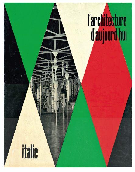 «L'architecture d'aujourd'hui», n. 48, luglio 1953.