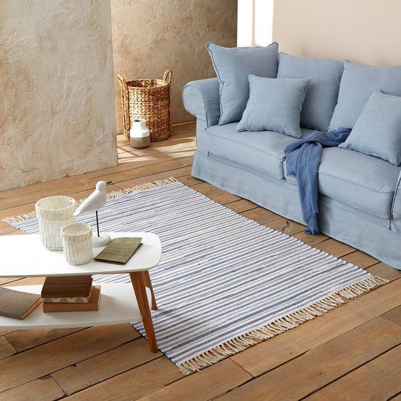 #Alfombras de #primavera Porque vestir los suelos trendy no es cosa del invierno #decoración #interiorismo