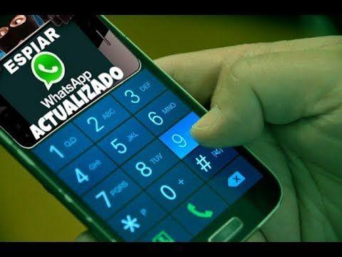Como Saber Con Quien Chatea Tu Pareja En Secreto Comprobado Youtube Trucos Para Whatsapp Como Espiar Espiar Whatsapp Gratis