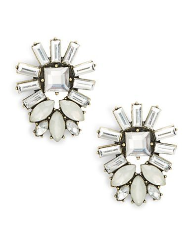 ROBERT ROSE Floral Cocktail Earrings