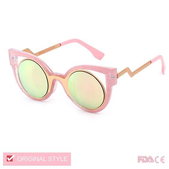 Women's Cara Delevingne Model's Sun Glasses