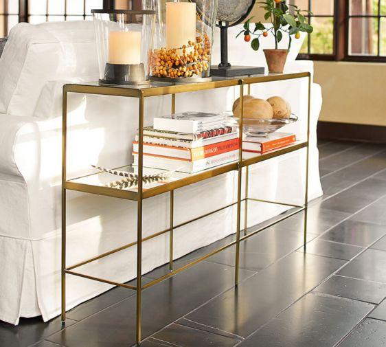 Leona Console Table ($799)