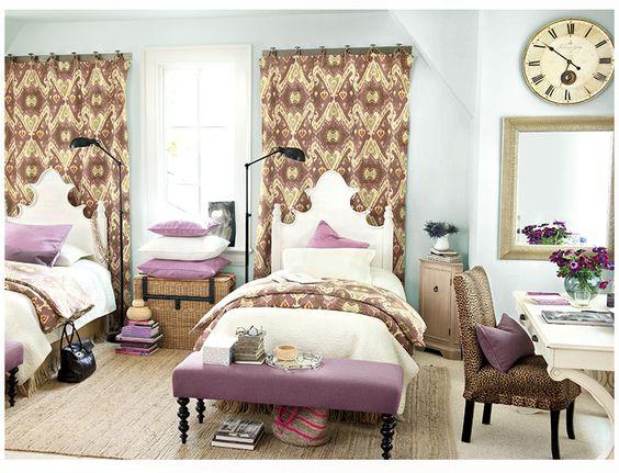 Miranda Bedroom by Ballard Designs  I  ballarddesigns.com
