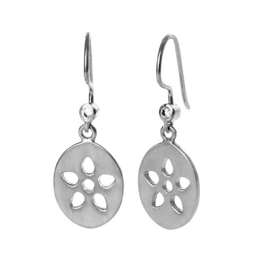 ByBiehl signature silver earrings