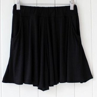 Shorts Women Cotton Modal Hot Pockets Black Loose Brand Shorts Femininos 2016 Woman Casual Fitness high waist Short plus size