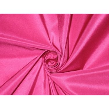 "Silk Taffeta fabric~ 60""~Shocking Hot Pink"