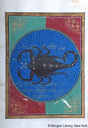 Book of Hours, MS G.14 fol. 15r - Images from Medieval and Renaissance Manuscripts - The Morgan Library & Museum: