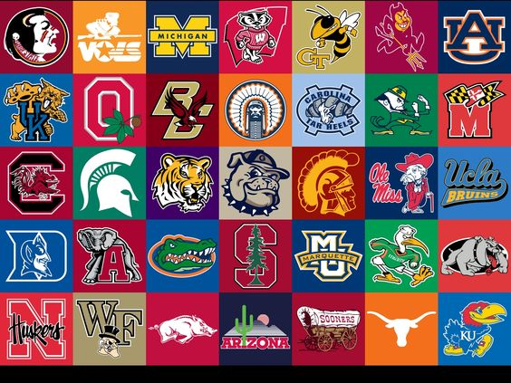 ncaa footvall ncaa football logos