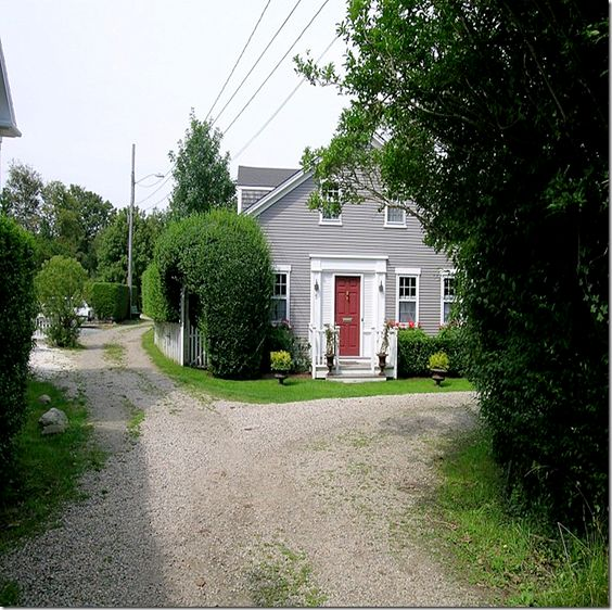 Nantucket Oyster Shells And Driveways On Pinterest