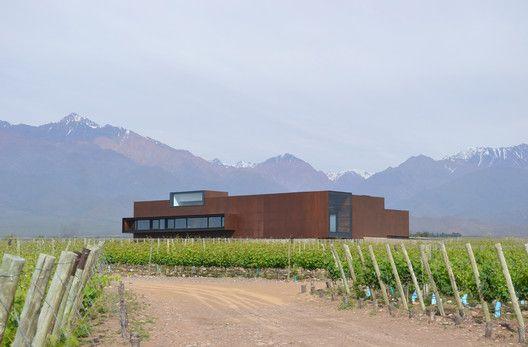 A4estudio_Residência Shungo, Mendoza, Argentina