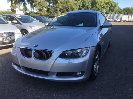 Coupe 2009 Bmw 328i Xdrive Coupe With 2 Door In Davis Ca 95618
