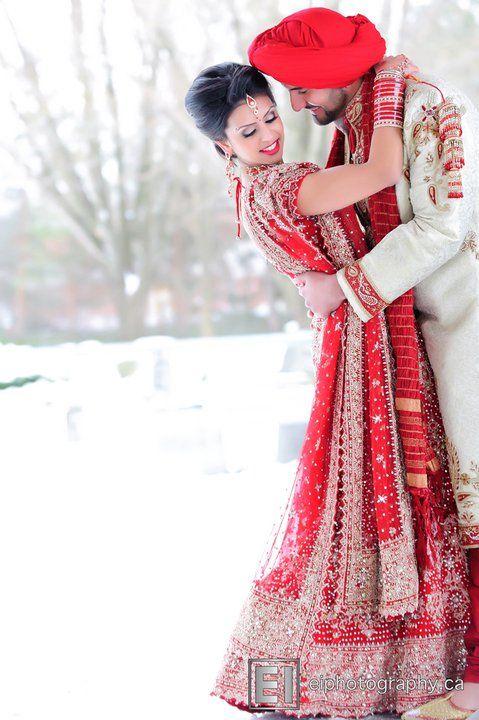 Mariage Wedding Bridal Bride And Groom Couple Love Ceremony Winter Mariage Oriental