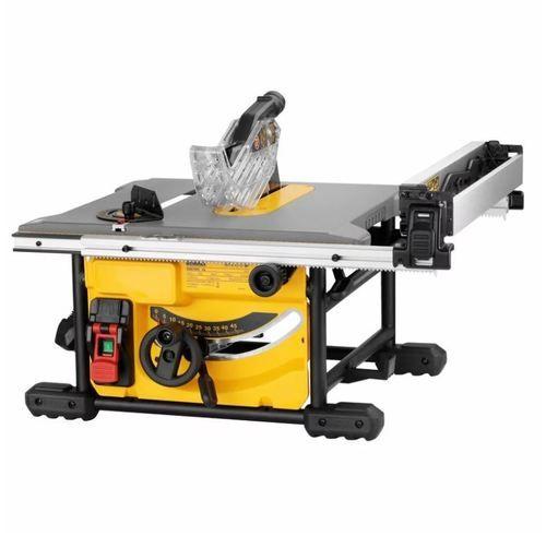 Dewalt 210mm Portable Lightweight Table Saw 1850w Dwe7485 Xe In 2020 Table Saw Dewalt Skil Saw