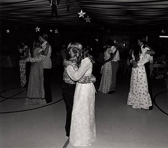 70's school dance.