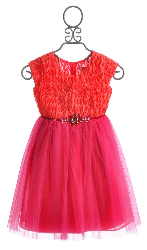 little girl birthday dresses - ... Le Pink by Little Mass &gt- Le ...