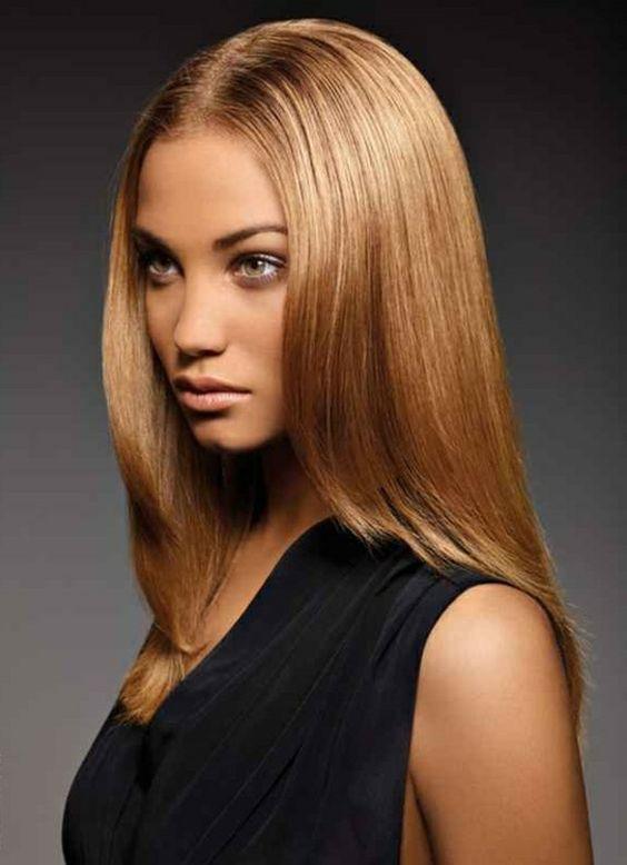 Wintertyp Haarfarbe Tendenzen - welche würde Ihnen am besten gefallen