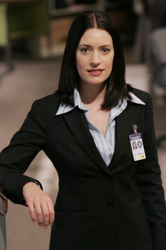 Paget Brewster from Criminal Minds, I've got a thing for female FBI agents