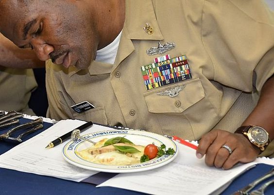culinary specialist navy