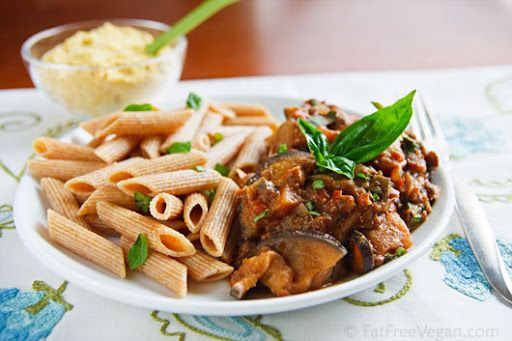 Skillet Eggplant and Lentils Recipe on Yummly. @yummly #recipe