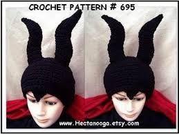 sombrero maléfica pattern free
