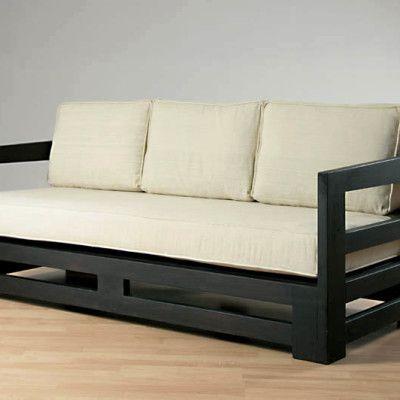 Teak 3 Seater Sofa Tws 02 In 2020 Wooden Sofa Set Designs Wooden Sofa Set Sofa Set Designs