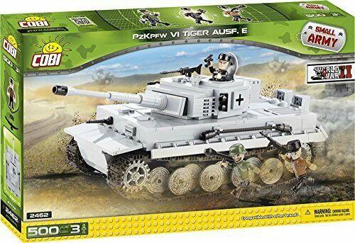"""COBI Tiger II PzKpfw VI B /""""Königstiger/"""" deutscher Panzer Konstruktionsspielzeug"""