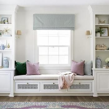 Built In Reading Nook And Window Seat Bedroom Built Ins Bedroom Window Seat Bedroom Window Design