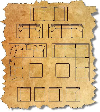 Outdoor Living Cad Symbol And Furniture On Pinterest