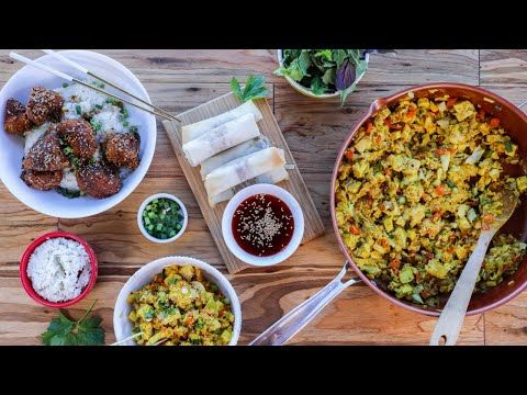 Best Vegan Chinese Food Yes Vegan Chinese Food For Dinner Lunch Parties That Are Easy Quick And Healthy Food Menu Good Healthy Recipes Vegan Chinese Food