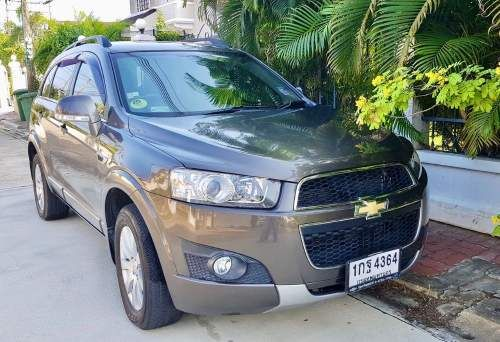 Chevrolet Captiva Ls 2 4i Excellent Condition 2012 ในป 2020