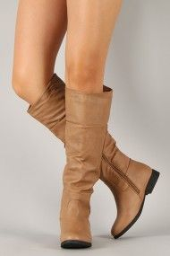 Land-57 Buckle Riding Knee High Boot.  Got them and they are gorgeas!!