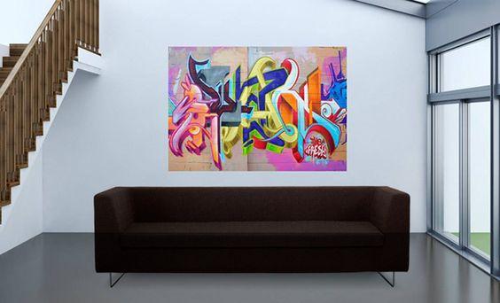 Images Of Interior Graffiti Art