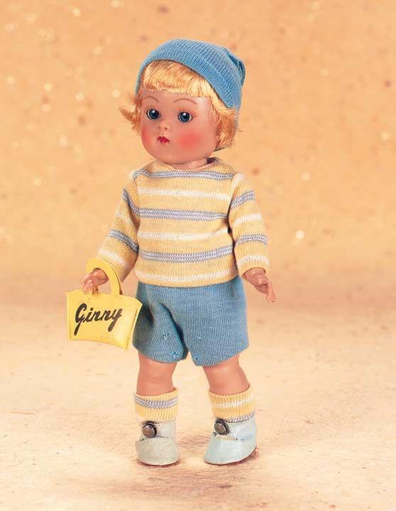 Ginny boy doll