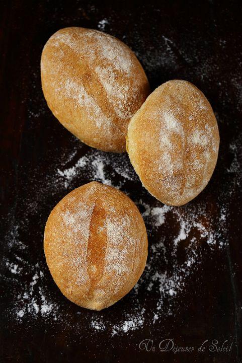 Pain maison (sans machine à pain) : recette de base et astuces