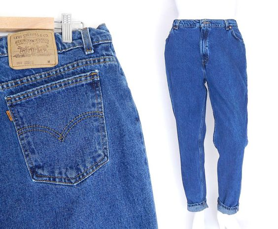 plus size vintage jeans - Jean Yu Beauty