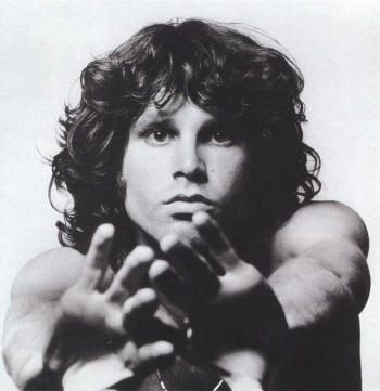 Death makes angels of us all and gives us wings where we had shoulders smooth as ravens claws.   Jim Morrison     died 1971, found in paris bathtub