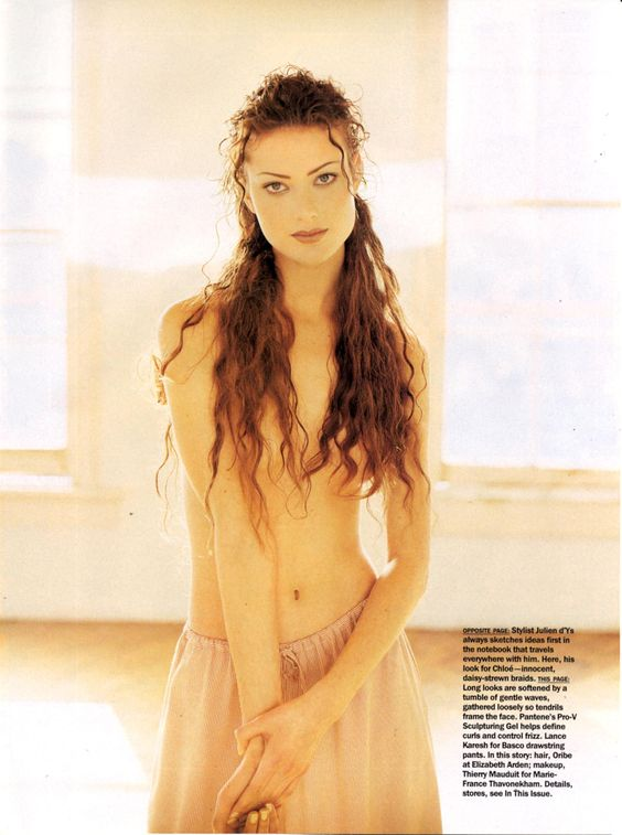 ☆ Shalom Harlow | Photography by Max Vadukul | For Vogue Magazine US | February 1993 ☆ #Shalom_Harlow #Max_Vadukul #Vogue #1993