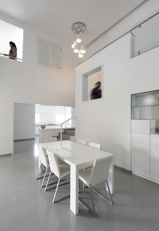 Gallery Of Never Apart Ment Spacefiction Studio 23 In 2020 Residential Architecture Facades Apartment Architecture Interior