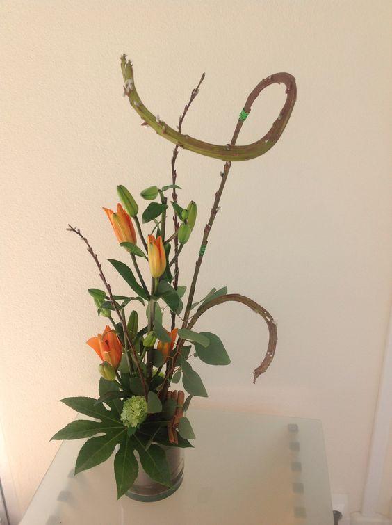 Bouquet osier
